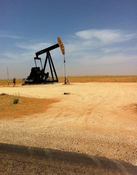 Olja - Trend att Kina köper råvaror