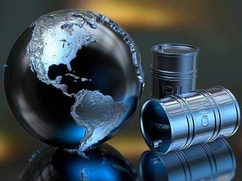 Olja i världen