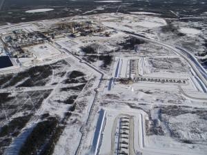 Prisfallet ger ingen effekt på Kanadas oljesand