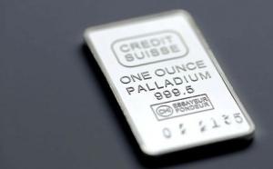 Ädelmetallen palladium en allt mer efterfrågad råvara