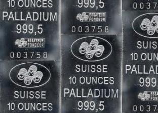 Utsikten för palladium år 2014