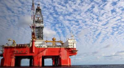 Statligt oljebolag paxar de bästa oljefälten