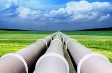 Pipeline för transport av råolja