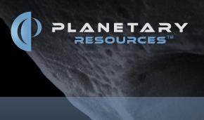 Planetary Resources - Gruvbrytning i rymden