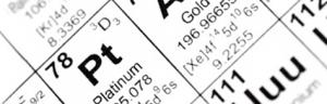 Platina (Pt) finns som bull och bear certifikat