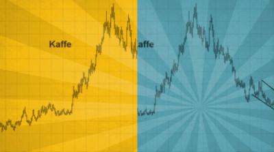 Positiva signaler för kaffepriset