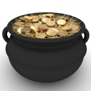 Pot of gold - Precious metals
