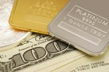 Precious metals and money