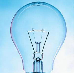Prognos på framtida elpris påverkar kostnaden att få ljus