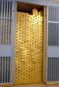 Reserves - Investment gold bars