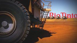 Rio Tinto får svenska aktier att falla