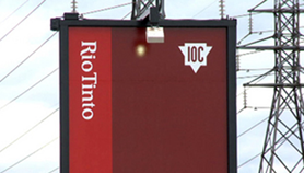 Rio Tinto - Ett järnmalmsföretag