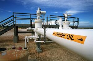Rörledning för att transportera olja