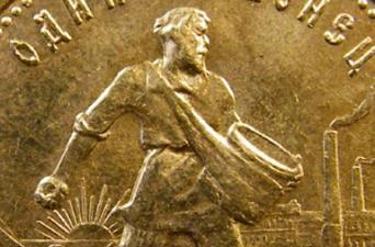 Ryssland säljer ut guldet