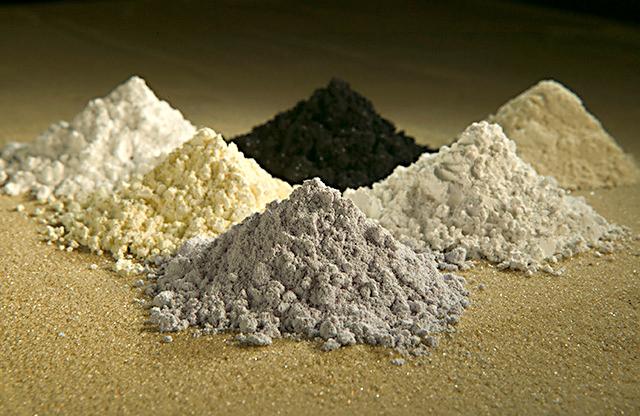 Rare Earth Metals – sällsynta jordartsmetaller