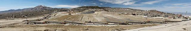 Scoropia Gold - Mineral Ridge