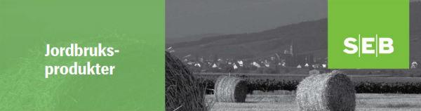 SEB Veckobrev Jordbruksprodukter - Prognoser