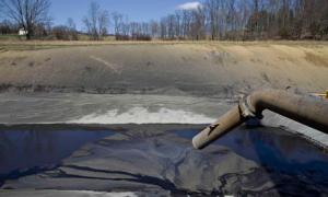 Shale gas eller skiffergas - Naturgas