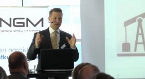 Robert Karlsson, VD på Shelton Petroleum, presenterar företaget