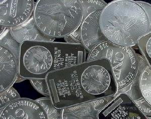 Silver och silvermynt kommer att stiga i pris