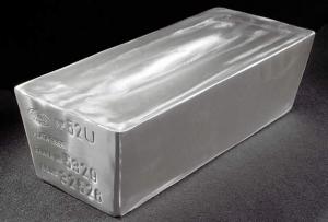 Silvertacka - Investeringssilver