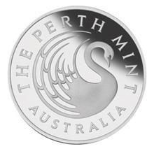 The Perth Mint - Silvermynt från Australien