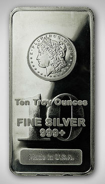 Silvertacka - 10 troy ounce