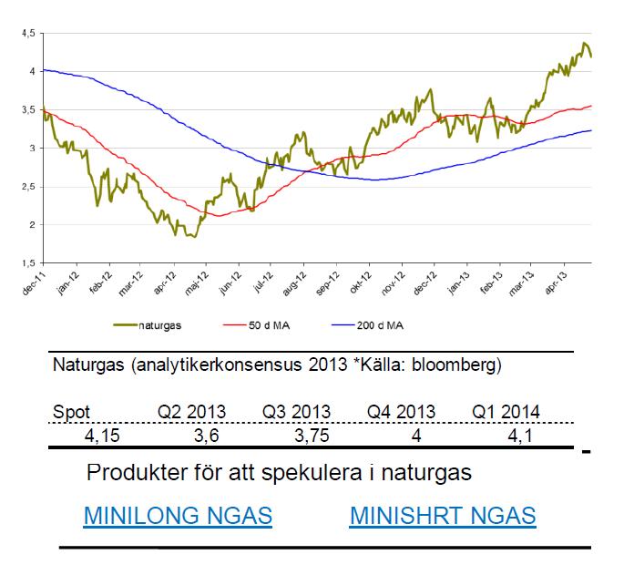 SIP Nordic om naturgas och NGAS