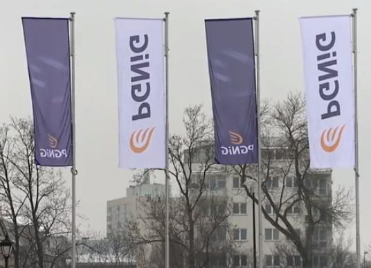Prospektering efter skiffergas i Polen