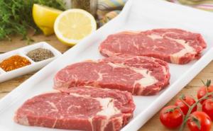 Skivor av nötkött