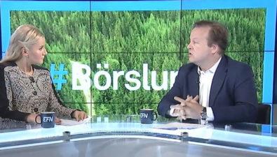 Alla stjärnor står rätt för den svenska skogsindustrin