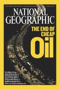 Är det slut på billig olja?