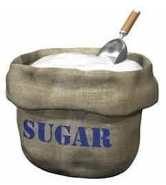 Socker i säck