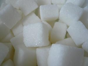 Allt för mycket socker
