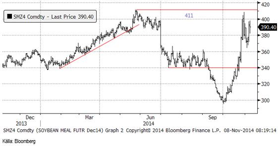Uppgang for dollarn hojer bensinpriserna