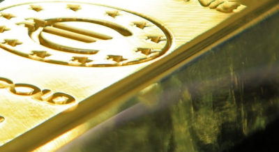 Centralbankernas guldinköp når rekordnivå