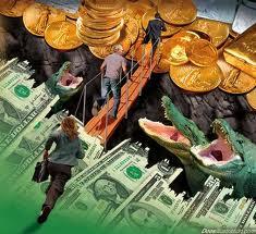 Stort intresse för att köpa guld (terminshandel) den 7 februari 2012