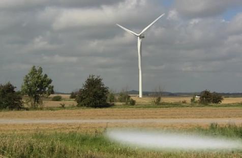 Svensk vindkraft producerar mycket el (energi)
