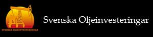 Svenska Oljeinvesteringar - Investera i olja