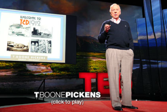 T. Boone Pickens – USA kan bli energioberoende med naturgas