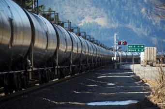 Kanada inför avgift för tågtransport av råolja