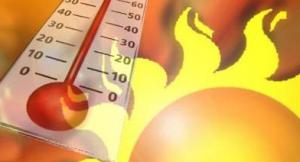 Termometer - Förändrade temperaturer