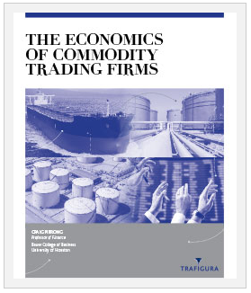 The Economics of Commodity Trading Firms