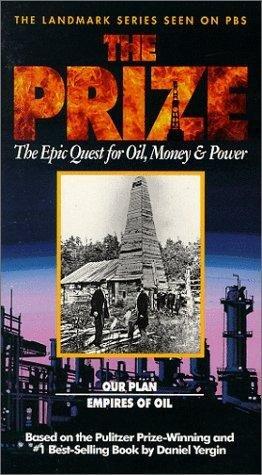 The Prize - Den definitiva dokumentärfilmen om olja och oljeindustrin