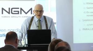 Timo Lindborg, VD för Sotkamo Silver