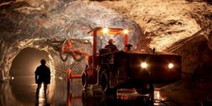 Topia silver mine