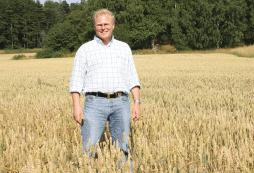 Ökad avkastning på jordbruksrelaterade råvaror