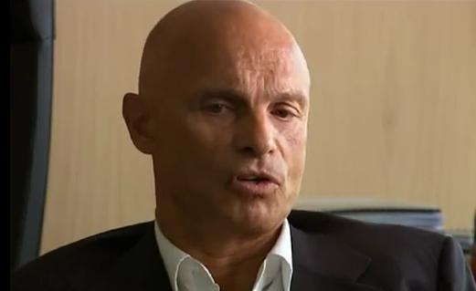 Torbjörn Törnqvist, VD för Gunvor Group