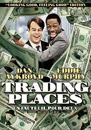 Filmen Trading Places - Ombytta roller
