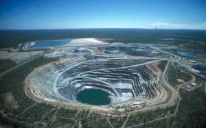 Energy - Uranium mine